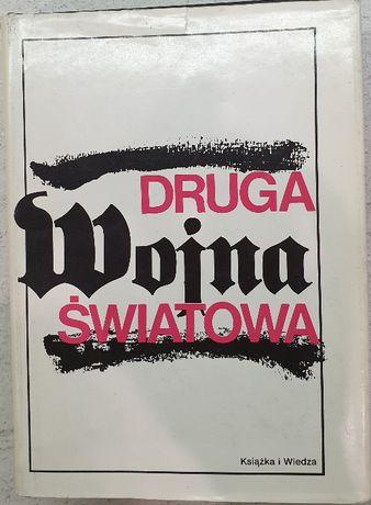 Druga wojna światowa, Żukow J.M., Warszawa 1987