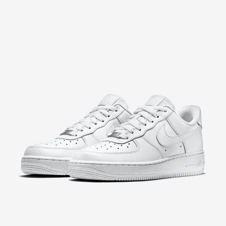 ХИТ 2019 ! Найк Аир Форс Nike air force белые черные Топ качество !