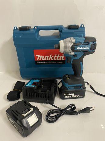 Безщеточный ударный аккумуляторный винтоверт Makita DTD153  impact.24v