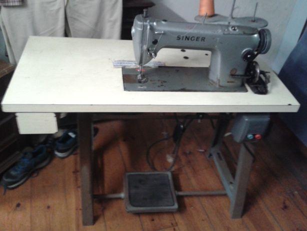 Máquina de costura TRIFÁSICA industrial, SINGER, ponto corrido,C.OFERT