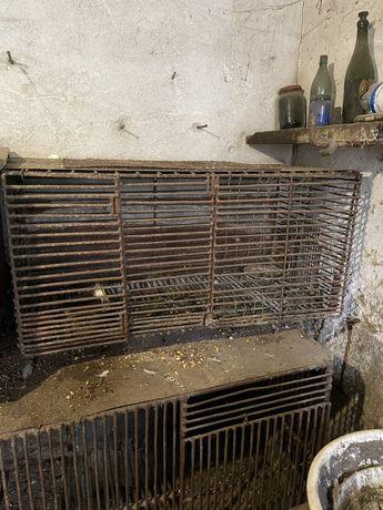 Продам клетки для нутрий или кролей