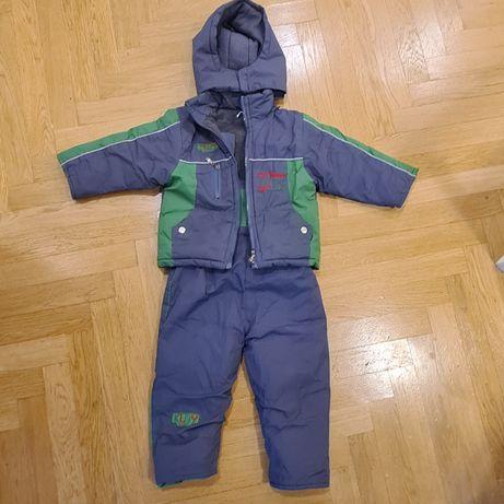 Kombinezon kurtka i spodnie