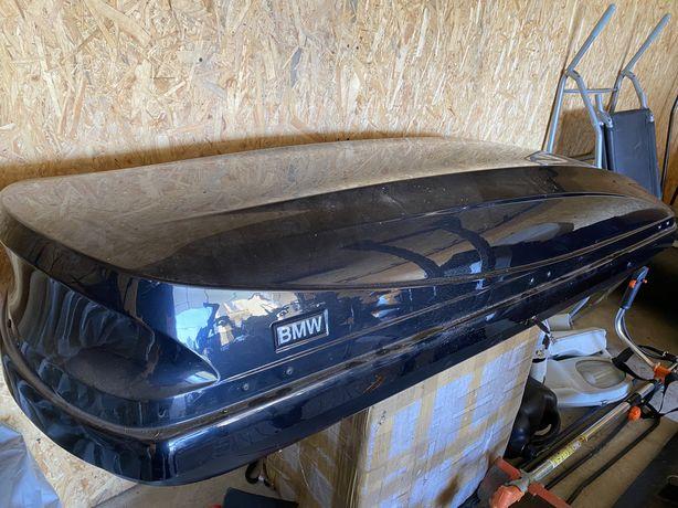 Dach Box BMW oryginalny + belki mocujące