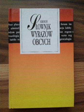 Szkolny słownik wyrazów obcych