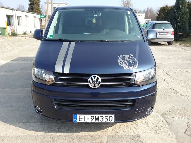 VW T5 Lift Multivan Special 2015