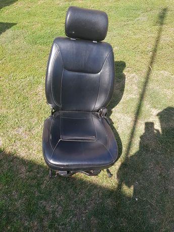 Fotel do skutera elektrycznego Carpo 4
