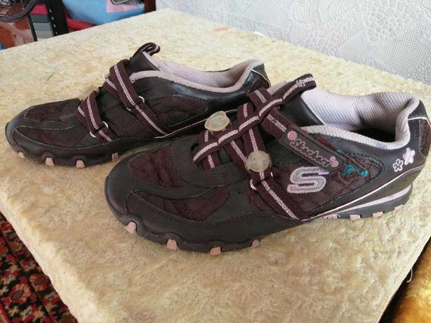 Кросівки дитячі, шкіряні