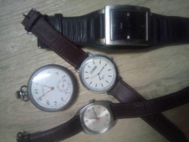 часы наручные,карманные.