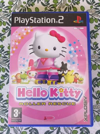 Hello Kitty Roller Rescue Completo PS2