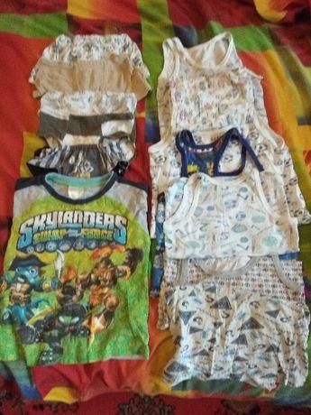 Пакет нижнего белья на мальчика 3-4-5 лет