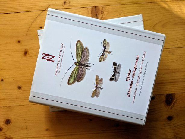 The Encyclopedia of the Swedish Flora and Fauna, Fjärilar, Bronsmalar