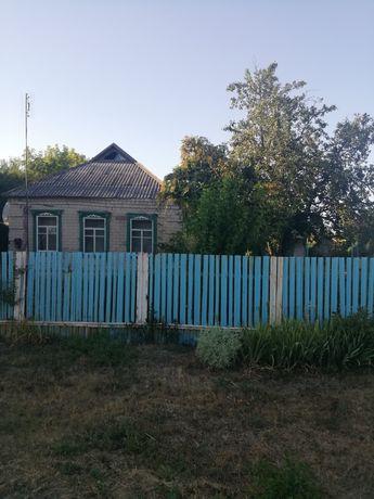 Дом в центре с. Вербоватовка