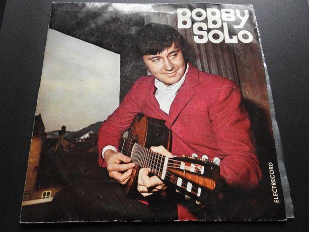 "Płyta winylowa 10"" Bobby Solo, Siesta, Big hunk of love"
