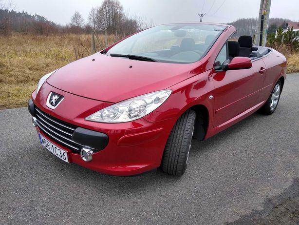 Peugeot 307cc 2.0 benzyna 140 km