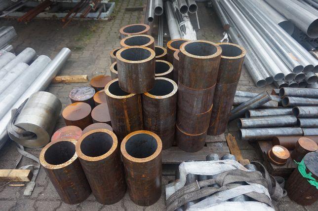 Rura stalowa, stal zwykła grubościenna, tuleja fi 220 x 25mm