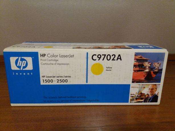 Oryginalny toner HP C9702A LaserJet