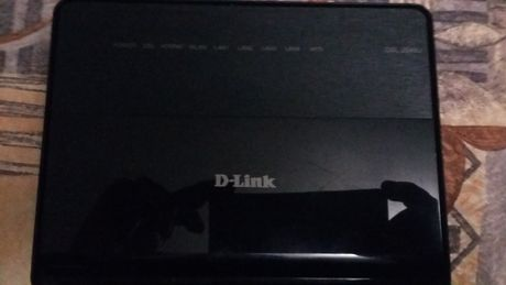 модем D-link dsl-2640U