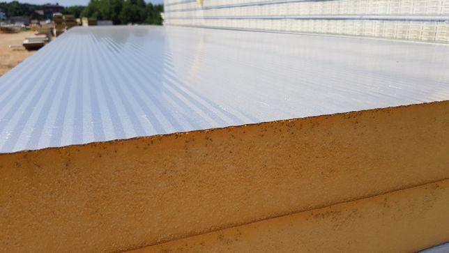 Płyty warstwowe, płyta warstwowa, obornicka ścienna dachowa