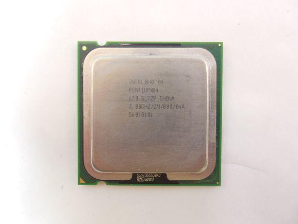 Процессор Pentium 4 630 (s775)