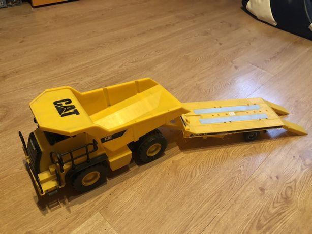 Cat ciężarówka, wywrotka, laweta