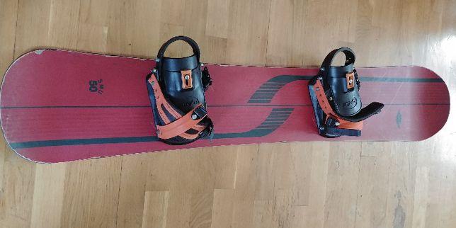 deska snowboardowa Sims SMU-50, 145 cm x 24 cm