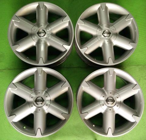 1373-Jantes 18 5x114.3 Originais Nissan Murano e Quashqai TOYOTA RAV 4