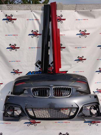 Бампер передний задний пороги BMW 2 F22 F23 m packet