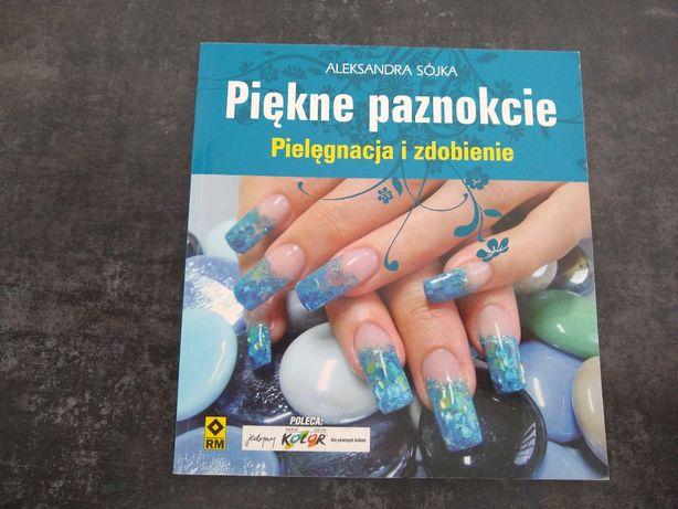 Piękne paznokcie książka poradnik
