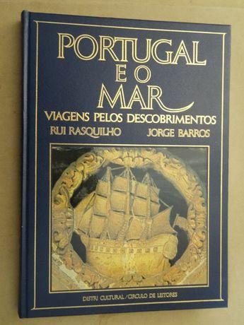 Portugal e o Mar de Rui Rasquilho e Jorge Barros