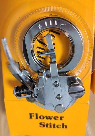 Лапка устройство для вышивания круговых узоров