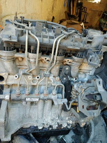 Silnik 1.6 hdi tdci z układem paliwowym