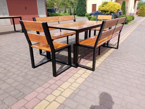 Meble ogrodowe promocja ( dowóz tarasowe stół ławki krzesła loft )
