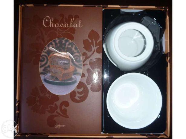 Conjunto Chocolate da hachete