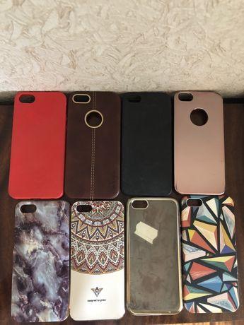 Чехлы на Iphone 6,7,8,Se