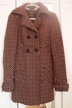 Płaszczyk wełniany Zara TRF Wool Collection