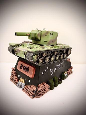Танк копилка world of tanks(wot) КВ-2