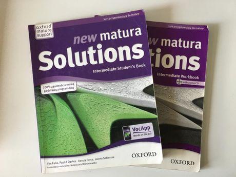 New Matura Solutions Intermediate (podręcznik + ćw.)