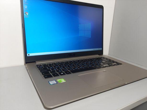 ноутбук Asus S510U 15.6 IPS FHD i5-8250U 3.4ГГц 8Гб 256Гб SSD MX150