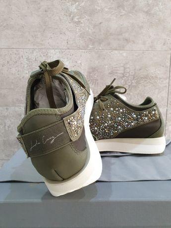 Sneakersy Lola Cruz roz 40
