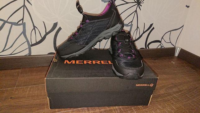 Продам кроссовки MERRELL новые в упаковке осень весна 40.5 26 стелька