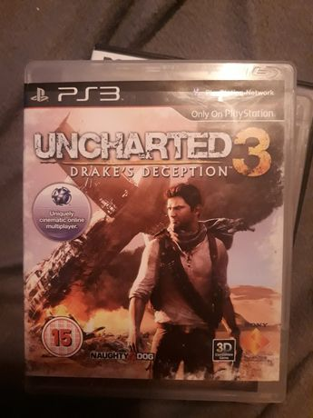 Uncharted 3 na PS3