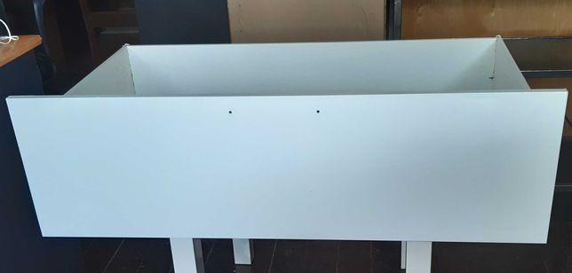 Grande Gaveta Branca IKEA p/ cama casal BRIMNES