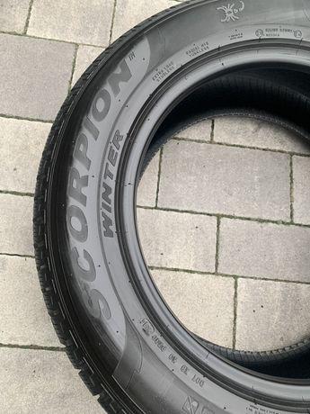 Opony zimowe 18 Pirelli scorpion 235 60
