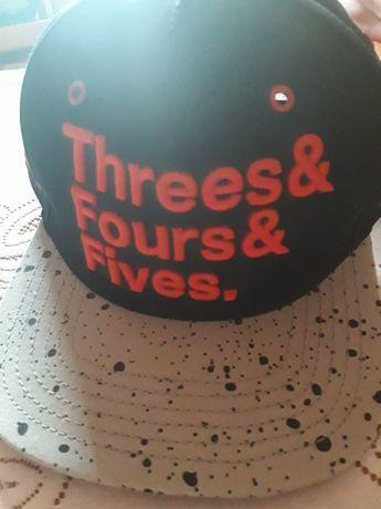 Czapka, z daszkiem, full cap