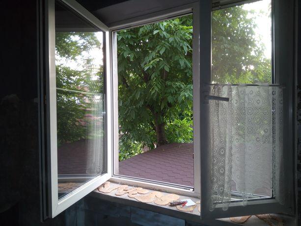 Okno 146 x 140 sprawne