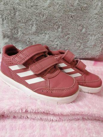 Buciki skórzane Adidas r 23.5 buty
