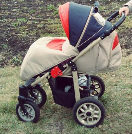 Camarelo EOS прогулочная коляска