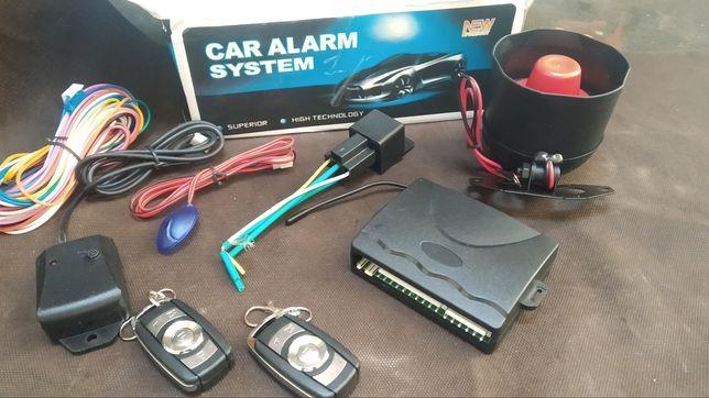 Alarme carro