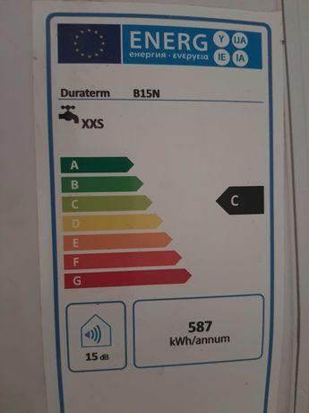 Bojler, podgrzewacz elektryczny wody duraterm b15n