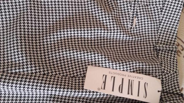 spodnie eleganckie r.42 Simple ,okazja